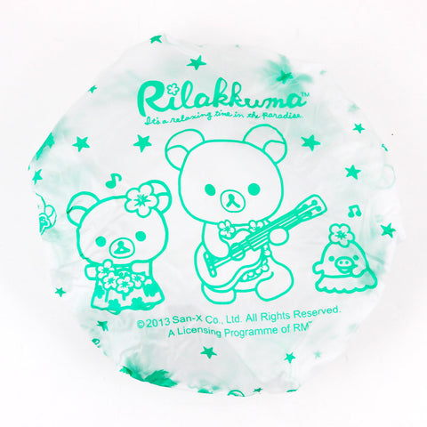 Picture of Rilakkuma Shower Cap