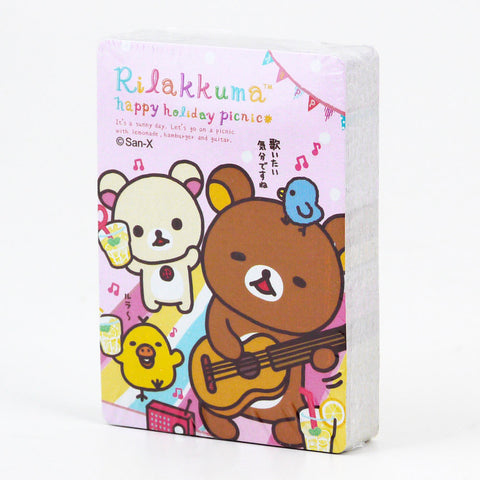 Picture of Rilakkuma Playing Card: Holiday Picnic