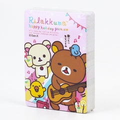 Rilakkuma Playing Card: Holiday Picnic
