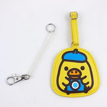 Picture of Kiiroitori Luggage Tag
