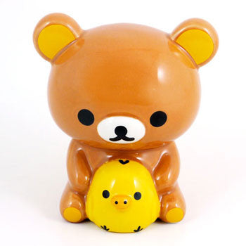 Picture of Rilakkuma Coin Bank