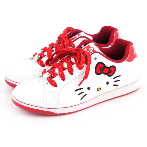 Picture of Hello Kitty Shoes: White W8