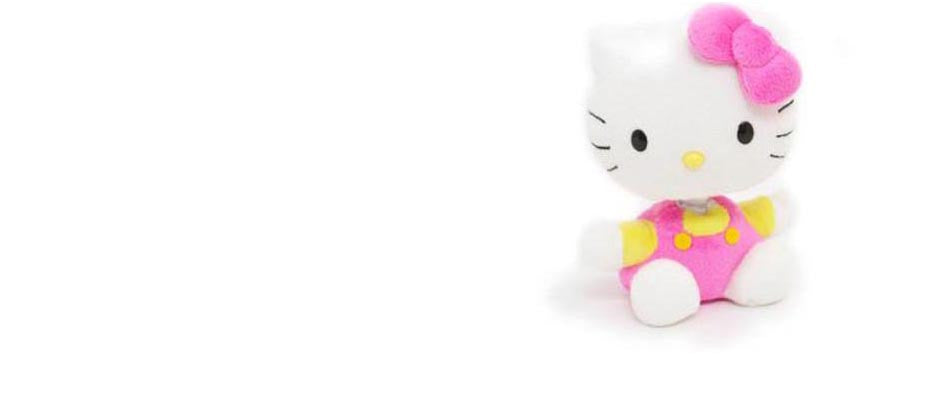 Hello Kitty<br>Popping Head <br>Mascot