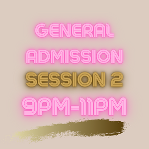 Regular Admission Session 2