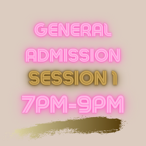 Regular Admission Session 1