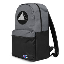 Load image into Gallery viewer, EMBROIDERED LOGO BAG. | CHAMPION BACKPACK.