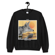 Load image into Gallery viewer, ANUBIS. SWEATSHIRT black