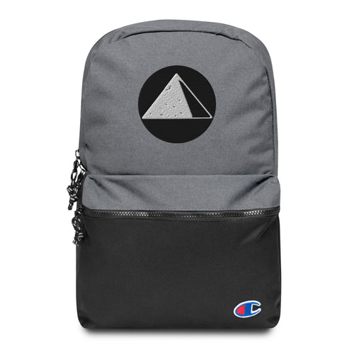 EMBROIDERED LOGO BAG. | CHAMPION BACKPACK.