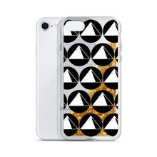 Load image into Gallery viewer, IPHONE LIQUID GOLD GLITTER CASE. |  IPHONE CASE