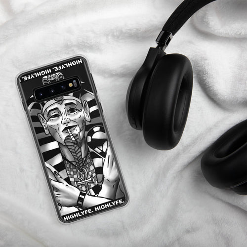 SMOKING PHARAOH. - SAMSUNG CASES