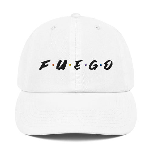 FUEGO CHAMPION DAD HAT