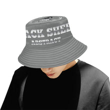 Load image into Gallery viewer, Black sheep All Over Print Bucket Hat for Men
