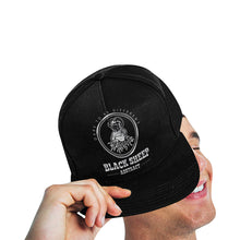 Load image into Gallery viewer, Black sheep All Over Print Snapback Hat D