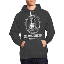 Load image into Gallery viewer, Black sheep All Over Print Hoodie for Men (USA Size) (Model H13)