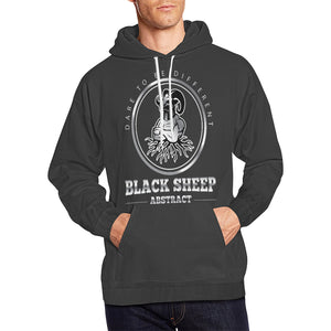 Black sheep All Over Print Hoodie for Men (USA Size) (Model H13)