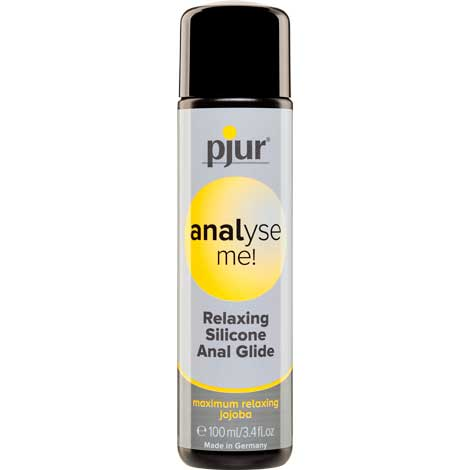 bote de analyse me 100ml