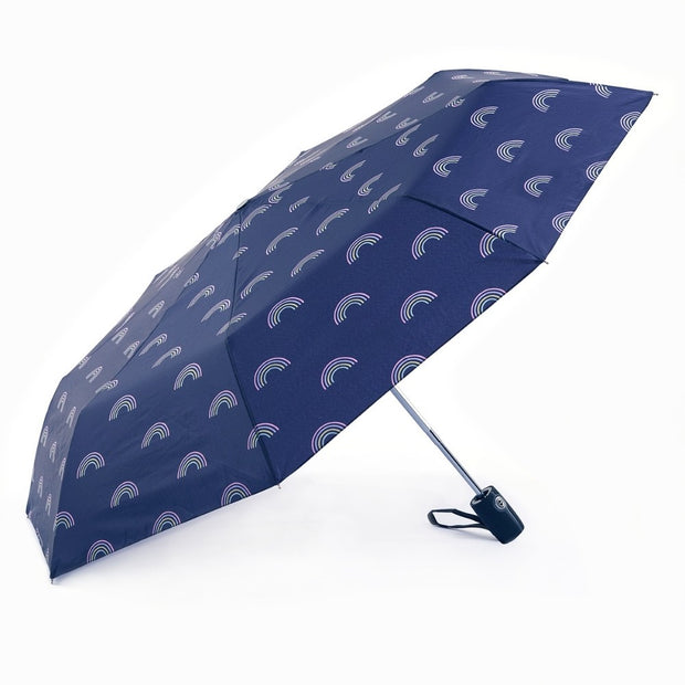 Rainbow Indigo Umbrella