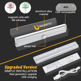 Motion Sensor Led Light | Oplaadbaar | USB | Batterij