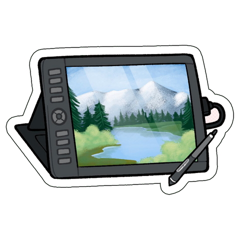 CHARM | Drawing Tablet