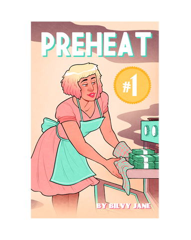 COMIC | Preheat: Issue 1
