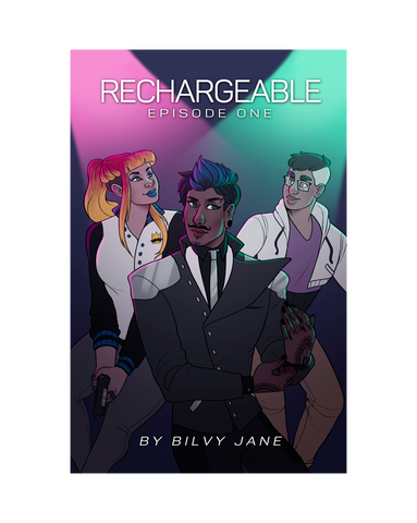 COMIC | Rechargeable: Episode 1