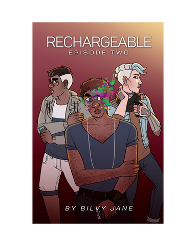 COMIC | Rechargeable: Episode 2