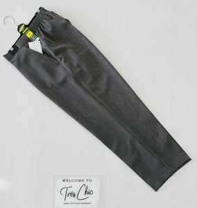Emma trousers grey