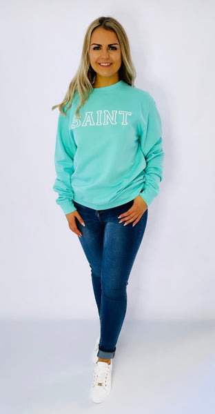 Saint Sweatshirt Mint
