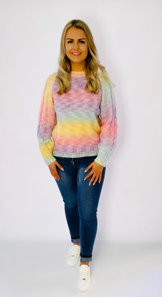 GD Multicoloured Jumper