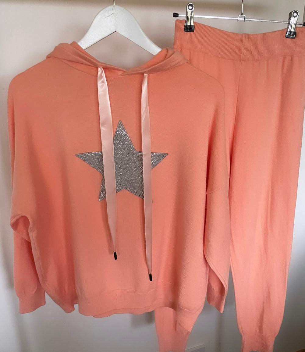Coral Star Loungset