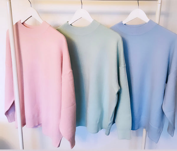 Rock Colour Jumpers