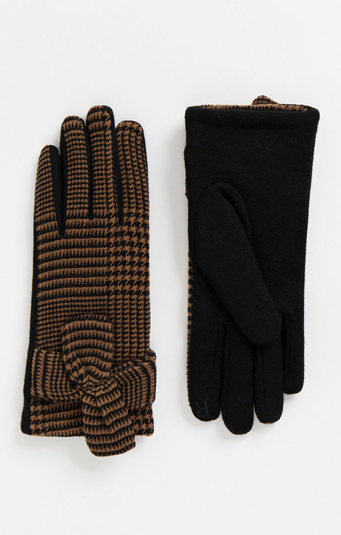 Vivien Gloves Brown
