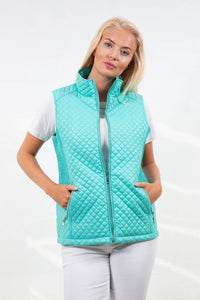 Mudflower 5227 Gilet Mint