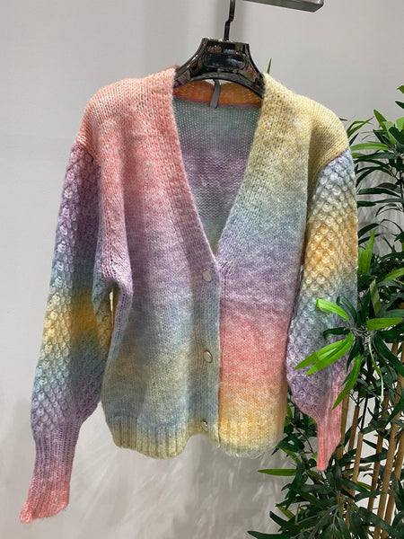 GD Multicoloured Cardigan