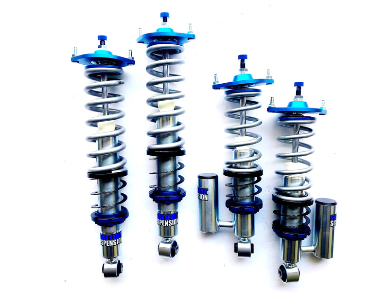 Why should you buy Flatout Suspension coilovers?