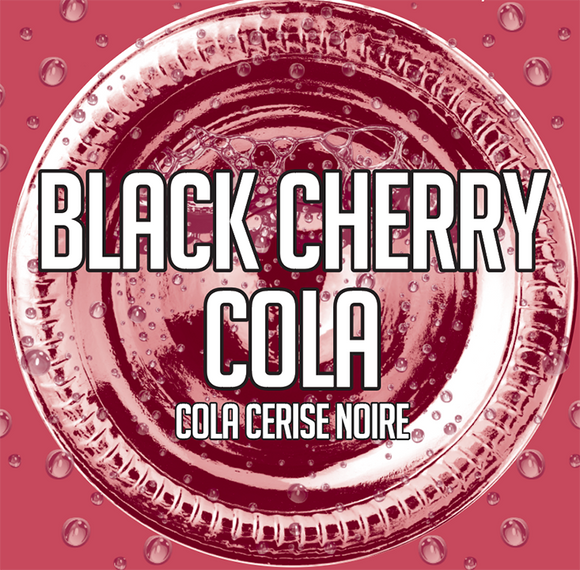 Black Cherry Cola (6 x 355ml Cans)