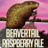 Beavertail Raspberry Ale (6 x 355ml Cans)