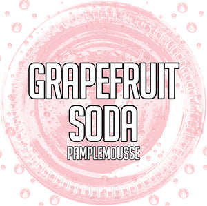 Grapefruit Soda (6 x 355ml Cans)