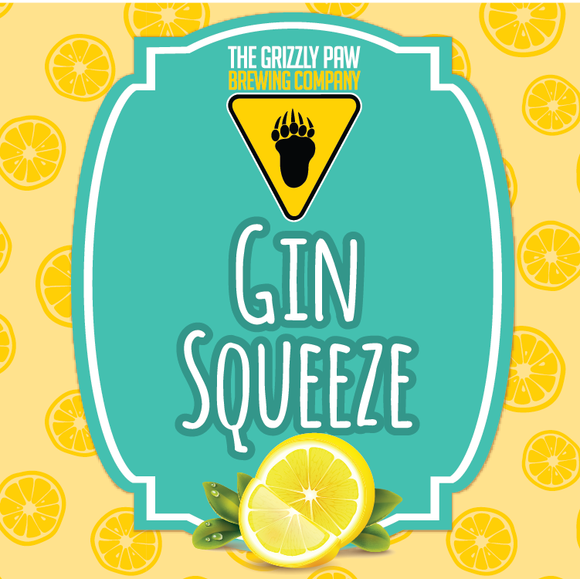 Gin Squeeze (4 x 355ml Cans)