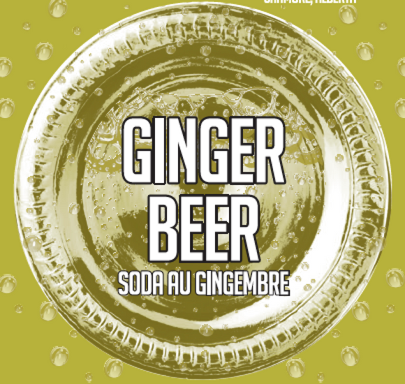Ginger Beer (6 x 355ml Cans)