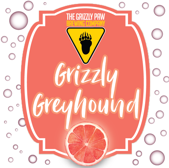 Grizzly Greyhound (4 x 355ml Cans)