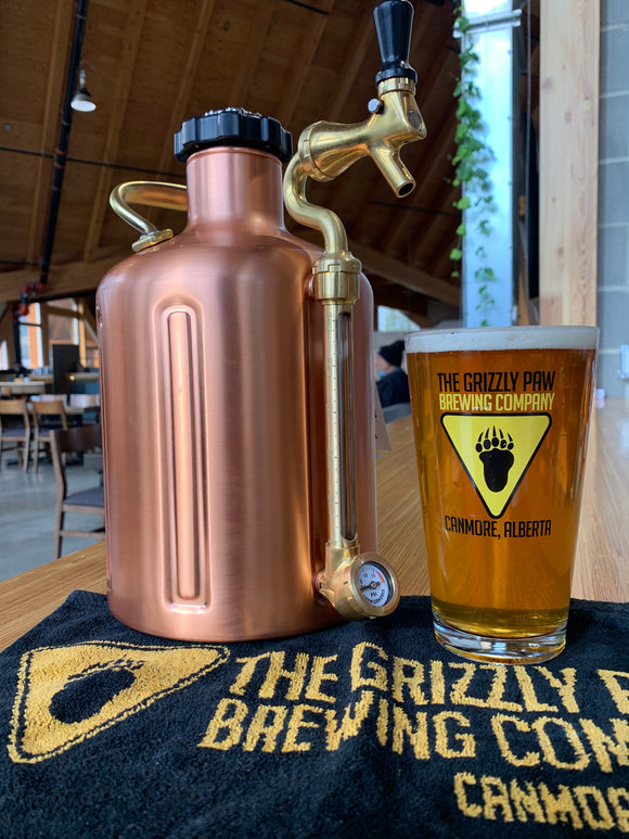 128oz uKeg Growler