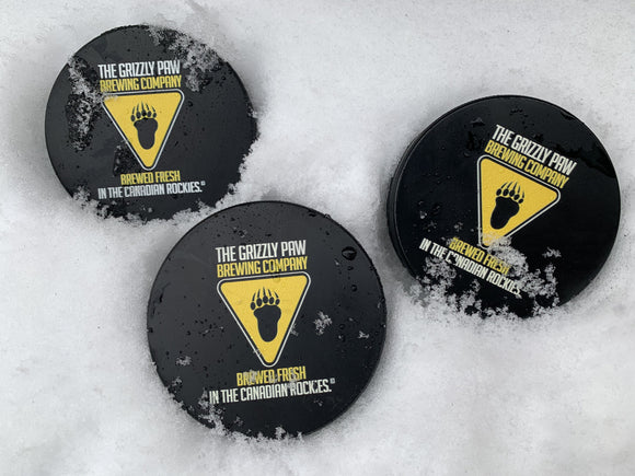 Limited Edition Hockey Pucks
