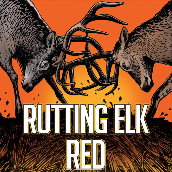 Rutting Elk Red (6 x 355ml Cans)