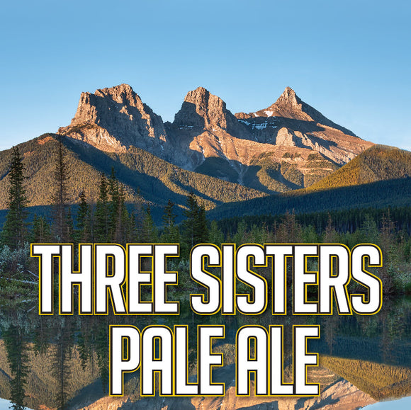 Three Sisters Pale Ale (4 x 473ml Cans)