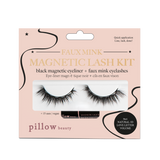 FAUX MINK MAGNETIC LASH KIT | LOVE LETTER - pillowbeauty