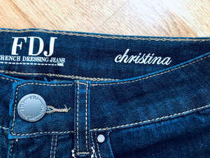 FDJ: Twilight Slim Denim: Christina