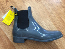 Load image into Gallery viewer, VEGAN Waterproof Rain Boots: Silver