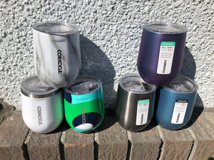 Corkcicle Stemless 12oz - 6 colours!!