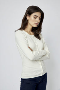 Long Sleeve Cardigan - 3 colours